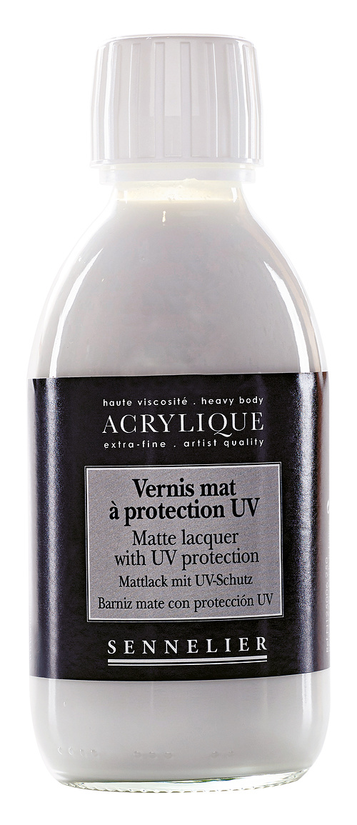 Matte lacquer with UV protection n125006-250vernismat