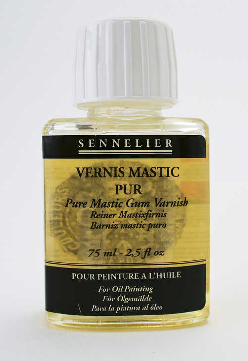 Pur Mastic Gum Varnish 0
