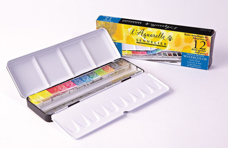 Classic watercolour boxes n131613-metal12dgetui