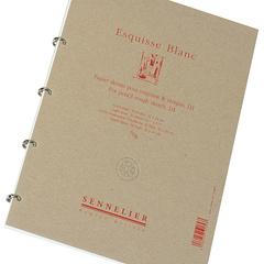 sktech book esquisse (d1) white